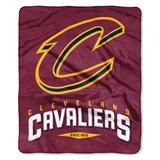 "The Northwest Company Cleveland Cavaliers 50"" x 60"" Arc Raschel Throw Blanket"