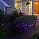 Sylvania SMART+ Plug-In LED Pathway Light Plastic in Black, Size 240.0 H x 12.5 W x 3.0 D in   Wayfair 75541