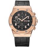 BAOGELA Men's Sport Analog Quartz Chronograph Watch for Work
