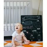 Pearhead Chalkboards Black - Chalkboard Photo Background