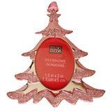 Christmas Tree Christmas Photo Frame Ornament Metal