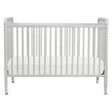 DaVinci Jenny Lind 3-in-1 Convertible Portable Crib Wood in Gray, Size 41.4 H x 30.4 W in | Wayfair M7391GG