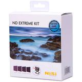 NiSi 100 x 100mm Solid Neutral Density Extreme Filter Kit 3, 6, 10, 15-Stop NIP-100-EX-KIT