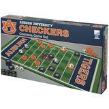 """Auburn Tigers NCAA Checkers Set"""