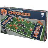 Auburn Tigers NCAA Checkers Set