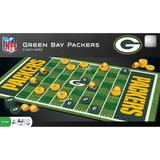 Green Bay Packers NFL Checkers Set