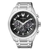 Citizen Men's Analogue Quartz Watch with Titanium Strap CA4010-58E