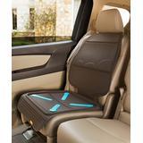 Brica Car Seat Mats - Gray & Blue ELITE Seat GuardianTM