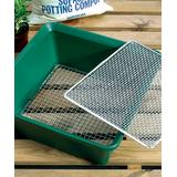 TDI Brands Gardening Tools - Two-in-One Sieve