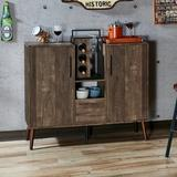 Union Rustic Sverre Dining Buffet TableWood in Brown, Size 39.6 H x 47.24 W x 15.59 D in | Wayfair D551705578EC4466845B397307F654CE