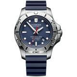 Inox Pro Diver Watch - Blue - Victorinox Watches