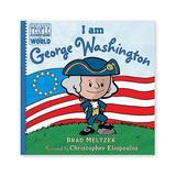 Penguin Random House Picture Books - I Am George Washington Hardcover
