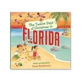 Sterling Board Books - Twelve Days of Christmas in Florida Board Book