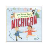 Sterling Board Books - Twelve Days of Christmas in Michigan Board Book