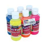 Sargent Art Art Paint - 6-Ct. Tempera Fluorescent Paint Set