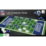 Los Angeles Rams NFL Checkers Set