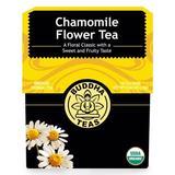 Organic Chamomile Flower Tea, 18 Tea Bags, Buddha Teas