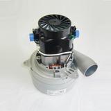 "Lamb Ametek 116765-13 3-stage 5.7"" vacuum motor, 120 volt"