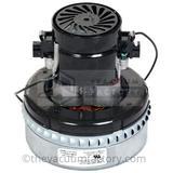 "Lamb Ametek 119405-00 2-stage 5.7"" vacuum motor, 240 volt"