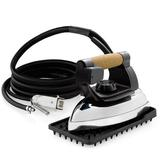 Reliable Professional 3.9 Lb. Electric Steam Iron with 3.3m Hose Set #2150IR