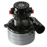 "Lamb Ametek 119432-13 3-stage 5.7"" vacuum motor, 36 volt."