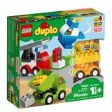 LEGO DUPLO My First Car Creations 10886, Multicolor