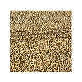 Leopard Print Decor Tablecloth Polyester Cotton Tablecloth, Animal Skin Pattern Nature Desert Life Theme Simple Stylish Illustration, Dining Kitchen Rectangular Table Cover, 59 X 78.7 inches(Leopard)