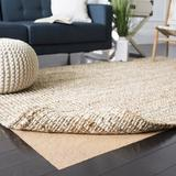 """Symple Stuff Howells Better Quality Non-Slip Rug Pad (0.13"""") Polyester/Pvc in Gray, Size 216.0 H x 144.0 W x 0.13 D in 