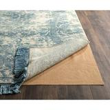 """Symple Stuff Howells Better Quality Non-Slip Rug Pad (0.13"""") Polyester/Pvc in Gray, Size 60.0 H x 36.0 W x 0.13 D in 