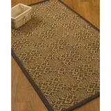 World Menagerie Jobe Hand-Hooked Area Rug Jute & Sisal in Brown, Size 132.0 H x 30.0 W x 0.25 D in | Wayfair 98F818B3CE2A47B0AE6D15CE0D3807A2