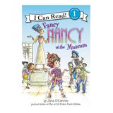 HarperCollins Girls' Leveled Readers - Fancy Nancy at the Museum Paperback