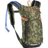 CamelBak Mini M.U.L.E. Kids Hydration Backpack, 50 oz, Camelflage