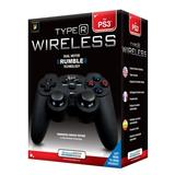 Playstation 3 Type R Wireless Controller with Rumble