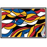 Pittsburgh Steelers NFLxFIT 59'' x 82.75'' Tapestry