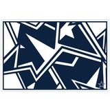 Dallas Cowboys NFLxFIT 39.5'' x 58'' Tapestry