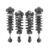 2003-2006 Lincoln Navigator Front and Rear Air Spring to Coil Spring Conversion Kit - Unity 4-61380C-65080C-001