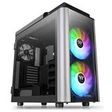 Thermaltake Level 20 GT Motherboard Sync ARGB E-ATX Full Tower Gaming Computer Case with 2 200mm ARGB 5V Motherboard Sync RGB Fans + 140mm Black Rear Fan Pre-Installed CA-1K9-00F1WN-02