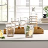Winston Porter Arsal 12 oz. Acrylic Drinking Glass Plastic, Size 4.33 H in | Wayfair 0BF921B86A574E589646A28358DC9364