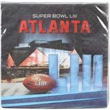 Super Bowl LIII 16-Pack Beverage Napkins