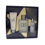 Giorgio Armani Men's Fragrance Sets 3.4oz - Acqua Di Gio 3.4-Oz. Eau de Toilette 3-Pc. Set - Men