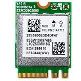 Dual Band Wireless AC 1200Mbps Network Adapter for Laptop or Desktop PCs-NGFF M2 Wi-Fi Card-M2 Bluetooth Wireless Adapter-Replace Lenovo FRU PN:00JT477 FRU PN:01AX709 FRU:04X6022