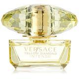 Versace Yellow Diamond Intense Eau Di Perfume Spray For Women 1.7 Ounce