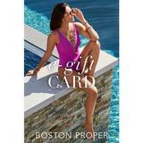 Boston Proper - Boston Proper Gift Card - - $235 Dollar