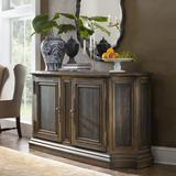 """Hooker Furniture 5960-75900-MULTI North Cliff 73"""" Wide Antique Classic Sideboard/Buffet from the"""