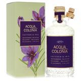 4711 Acqua Colonia Saffron & Iris For Women By 4711 Eau De Cologne Spray 5.7 Oz