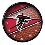 """""""Atlanta Falcons 12'' Football Clock"""""""