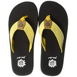 Yellow Box Women's Fromy Sandal, Yellow, 6.5 M US