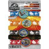 NA Jurassic World Fallen Kingdom Paper Disposable Bracelet Favors Paper/Plastic | Wayfair 268755