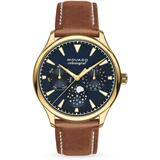 Heritage Celestograf Watch - Blue - Movado Watches