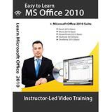 Learn Microsoft Office 2010 Video Training DVD Course